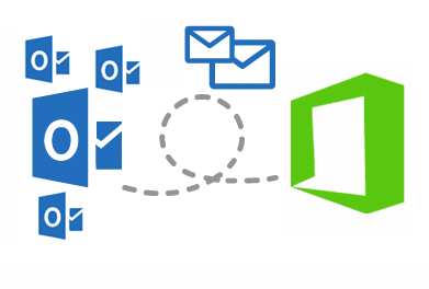 Migrate emails to Office 365 from any location
